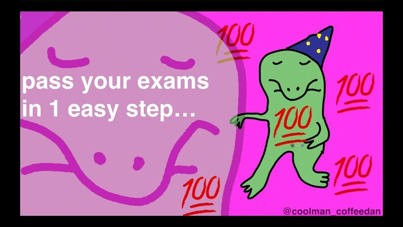 POOF! How to pass your exams