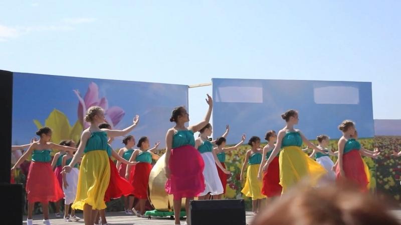 Фестиваль тюльпанов 5.05.2018 г.