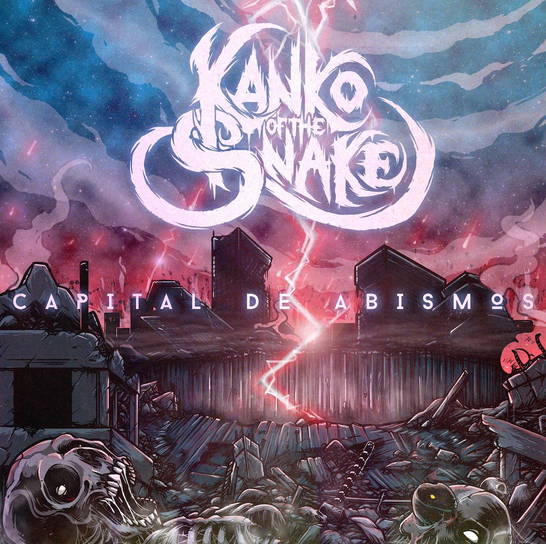Kanko Of The Snake - Capital De Abismos [EP] (2015)