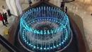 Поющий фонтан вертикальный аквариум и другие яркие моменты ТЦ Океания Москва ШколаСтримеровФинал
