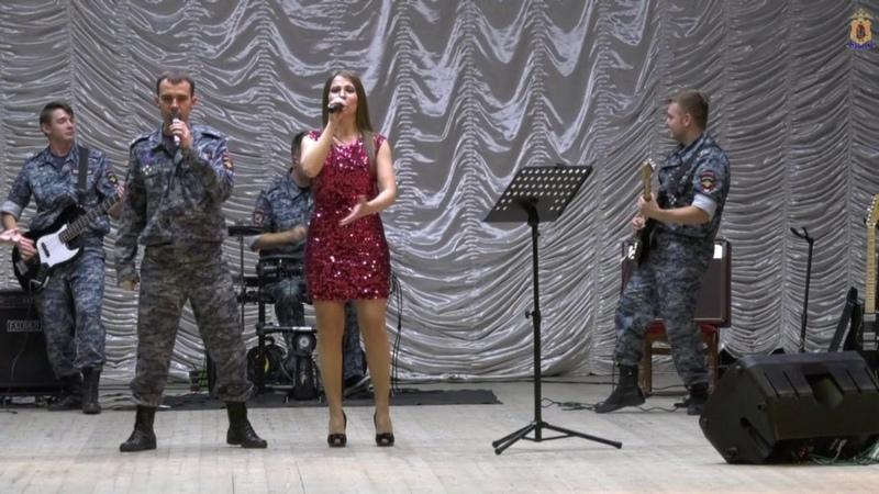 Артисты в погонах Культурного центра УМВД России по Рязанской области выступили на Северном Кавказе