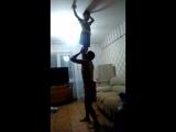 Упражнения с сыном 9 лет