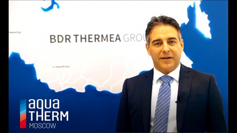 BDR Thermea на Aquatherm 2018: инновации и драйв!