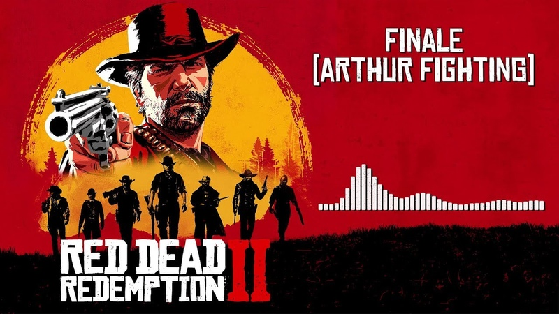Red Dead Redemption 2 Official Soundtrack - Finale (Arthur Fighting) | HD (With Visualizer)