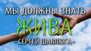 Пробуждённые Мы должны это знать Сергей Шавлюга