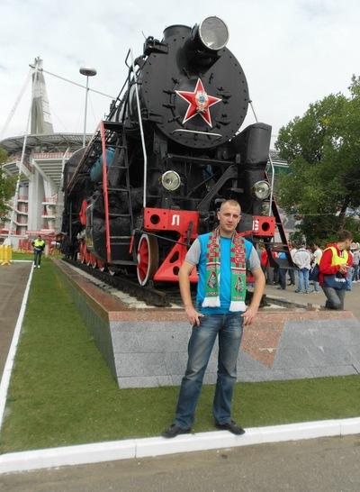 Виталий Мурзецов, 8 февраля 1989, Ефремов, id100586011