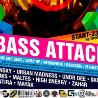 26.04.19 | BASS ATTACK | КЛУБ ALIBI