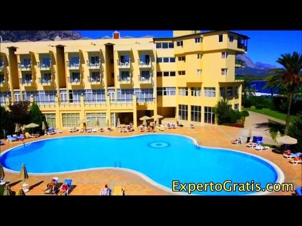 TT Hotels Hydros Club Kemer Turkey