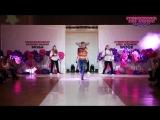 Максим Данилин и Высшая школа уличного танца EFFORT