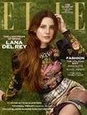 Lana Del Rey в фотосессии для Elle