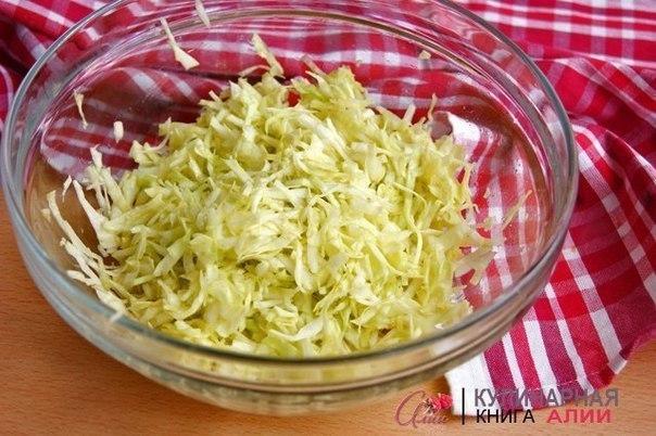Салат с капустой, кукурузой и без майонеза! Этот