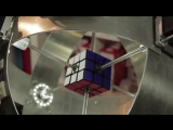 Робот для сборки Кубика Рубика установил мировой рекорд