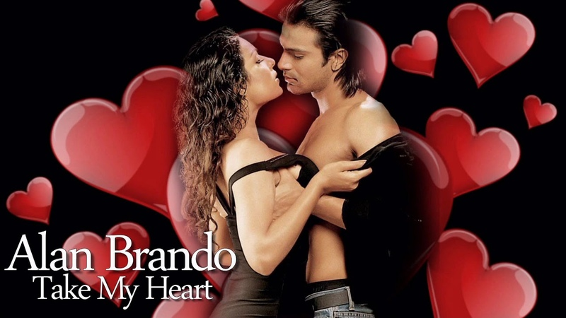 Alan Brando - Take My Heart ( New 2018 ) İtalo Disco