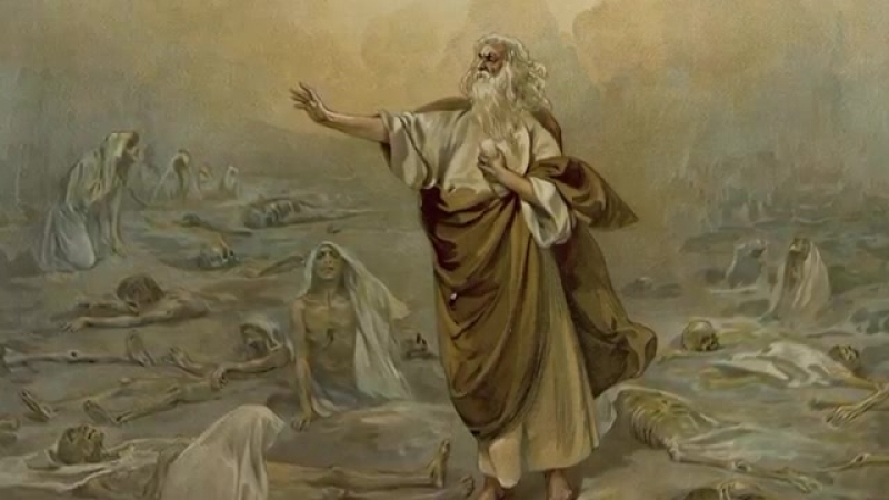 3 августа. Пророк Иезекииль (VI до Р. Х.). Семиречье, 2018