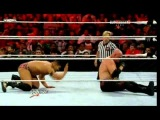 WWE.Raw 23.05.2011 ( Big Show &amp Kane vs. David Oyunga &amp Michael McGillicutty )