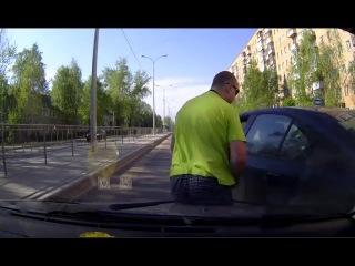 Трезвый псих на Škoda
