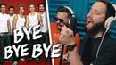 *NSYNC Bye Bye Bye METAL cover by Jonathan Young Caleb Hyles