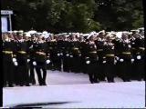 Калининградское Высшее Военно-Морское училище ( КВВМУ ). Выпуск 1990 года. Факультет радиосвязи
