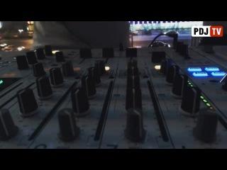"""DJ PitkiN @ """"FM CAFE"""" PDJTV ONE (�.������) (30/12/2012)"""