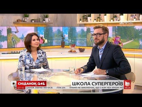 Куратор проекту Право на освіту Наталя Мосейчук розповіла про школу своєї мрії