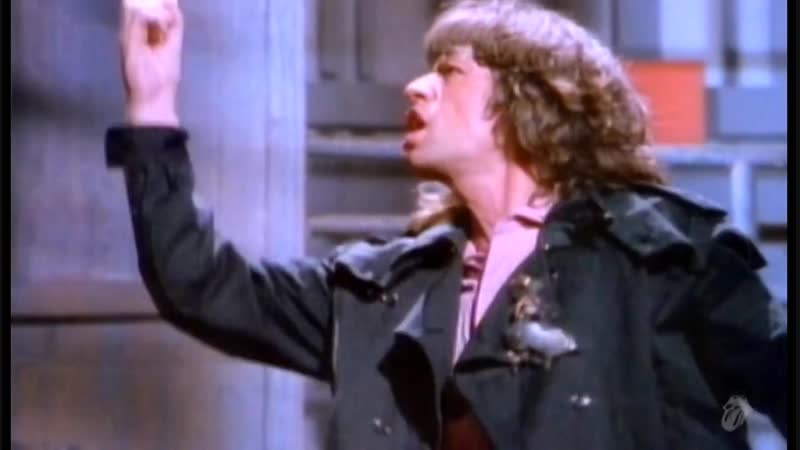 The Rolling Stones — One Hit (To The Body)