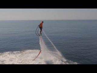WaterJet Аэросъемка