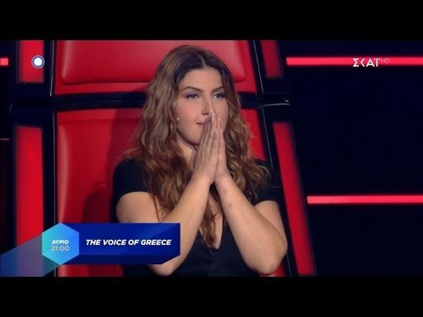 Έλενα Παπαρίζου - The Voice of Greece 3 (TV Trailer | Battles - Επεισόδιο 2)