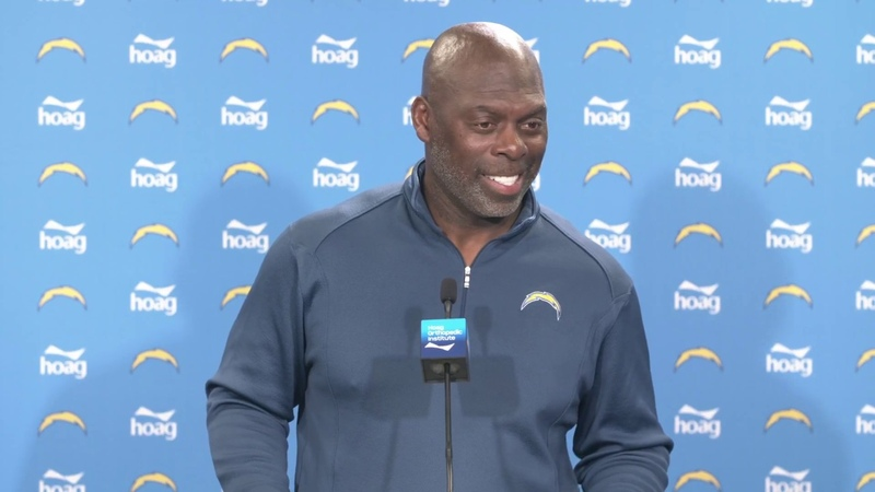 Anthony Lynn on Facing Pittsburgh It Was a Tale of Two Halves