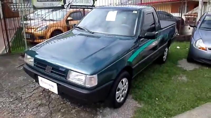 FIAT FIORINO 1.6 LX PICK-UP CS 8V 2P - CARROS USADOS E SEMINOVOS - SIAN AUTOMÓVEIS