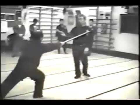 Hanbō Soke Masaaki Hatsumi Video Raro