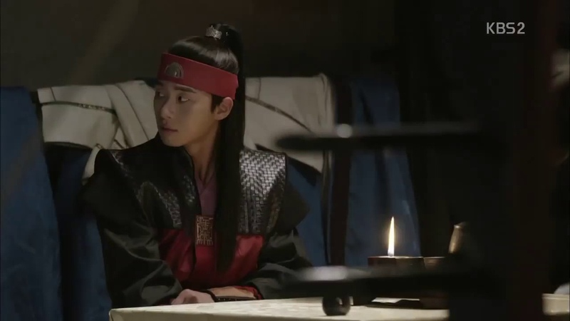 Hwarang - Hansung ep9 CUT (part.2)