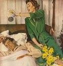 И совсем мы, женщины, не злопамятные… - говорила она, растирая стекловату по его трусам…