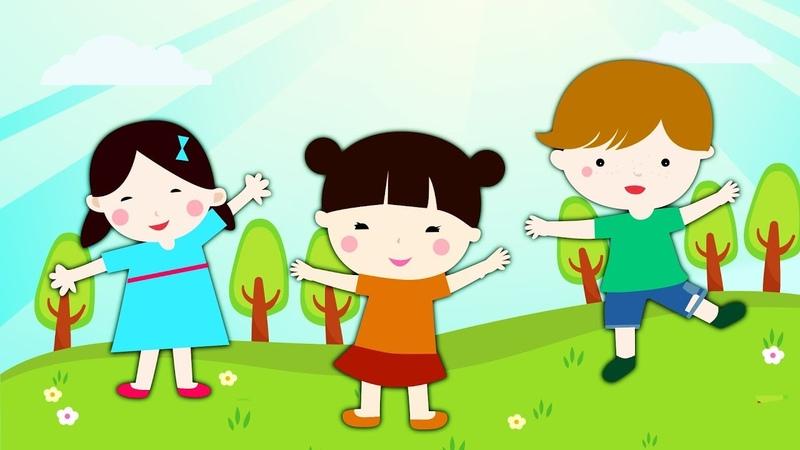 Детские песенки Сборник Новых Серии Мультфильмы для Детей 61
