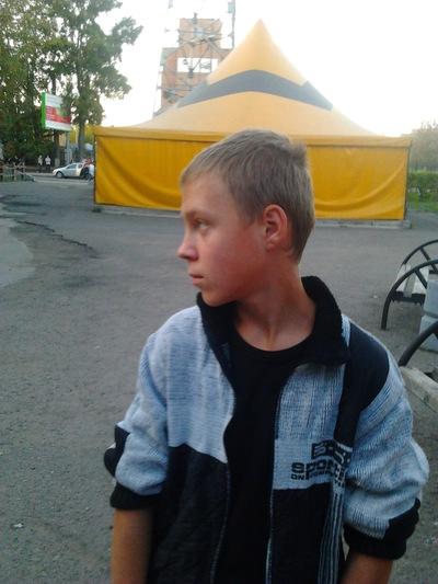 Серёга Хлуднев, 10 июля 1977, Новосибирск, id172274801