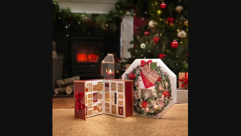 Advent-календарь от бренда Yankee Candle
