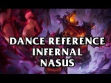 Infernal Nasus Dance Reference - Snoop Dogg - Drop It Like It's Hot