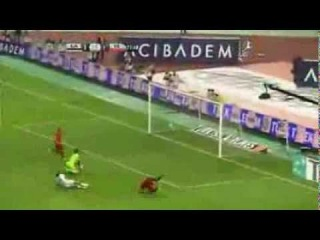 Beşiktaş Vs. Galatasaray 1-2 All Goals & Highlights 22/9/2013