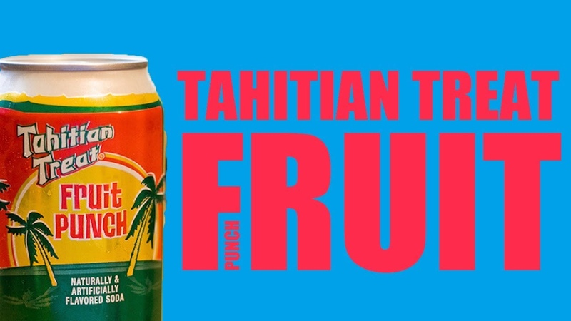TAHITIAN TREAT FRUIT PUNCH