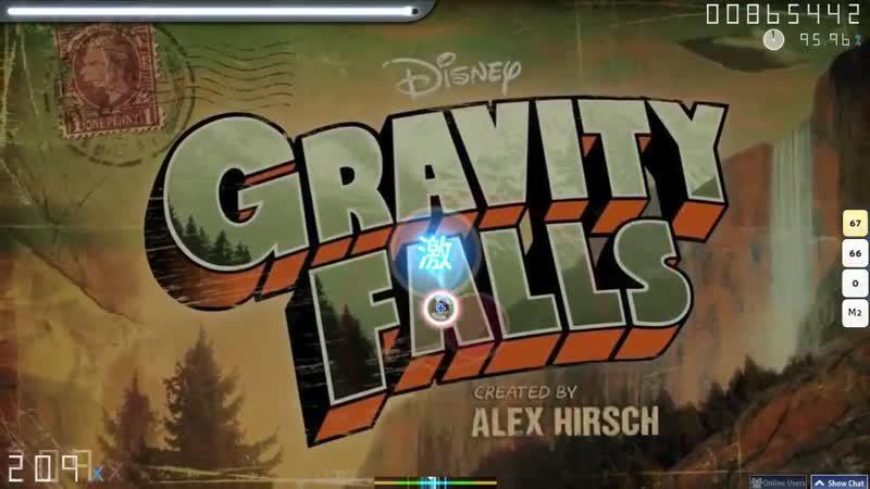 Brad Breeck - Gravity Falls Main Title Theme [95,99 3,94* FC 60PP]