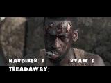 Cockneys Vs Zombies / Rasmus Hardiker, Michelle Ryan & Harry Treadaway killcount