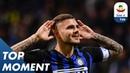Icardi Header Wins It For Inter Inter Milan 1-0 AC Milan Serie A