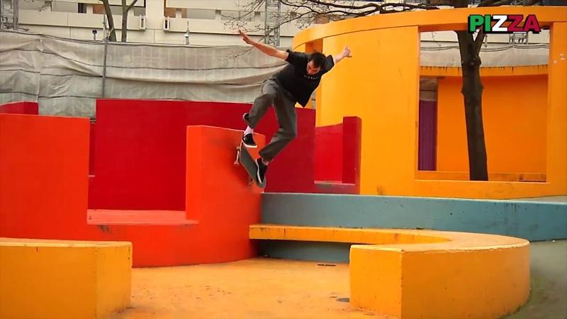 Pizza Skateboards   The 5ifth Floor   Bonus Video 1   Cards 1-4