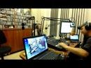 Сергей Сорос исполняет песню Корабли в прямом эфире радио Шансон 24