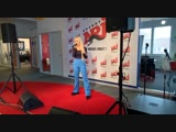 Ava Max - Sweet but Psycho, My Way Радио NRJ 17.10.18 (Хельсинки, Финляндия)