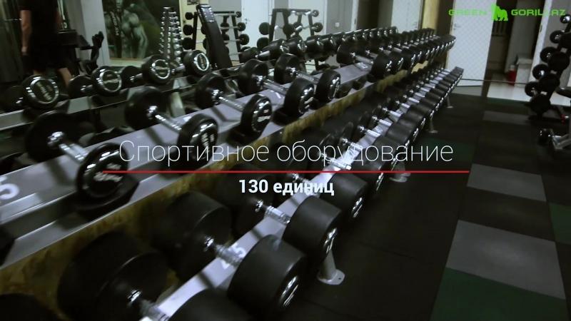 Green Gorillaz, г. Кемерово, ул. Свободы, 12
