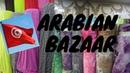 ПОКУПКИ ТКАНЕЙ НА АРАБСКОМ БАЗАРЕ МЕДИНА ТУНИС🐫 NEW FABRIC ON ARABIAN BAZAAR SOUK