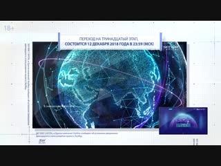 Переход на 13 этап развития группы компаний SkyWay 12 декабря 2018 года в 23-59 по МСК