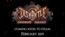 Dismantle: Construct Carnage - Steam Trailer