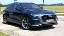 2018 Audi Q8 50 TDI 286 HP TEST DRIVE