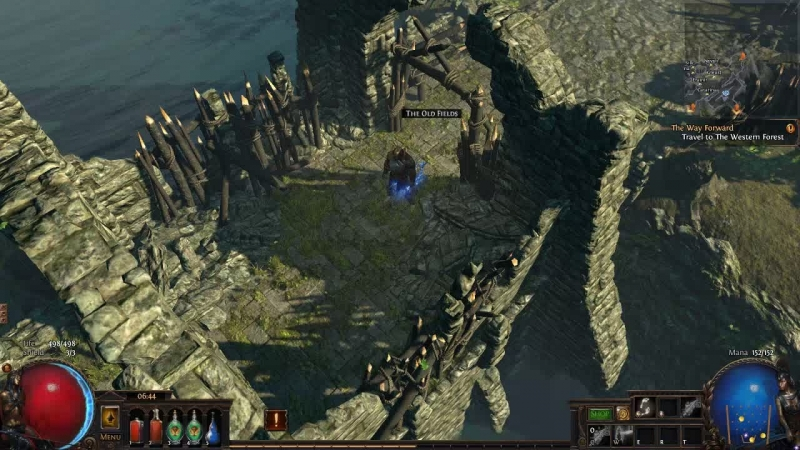 EABA тест 3.3 Огненный лучник (не Робен Гуд) Path Of Exile!